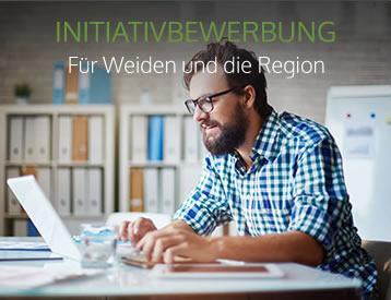 Aktuelle Jobs und Stellenangebote in Weiden - Initiativbewerbung